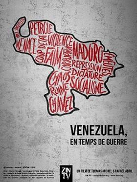 VENEZUELA, EN TEMPS DE GUERRE